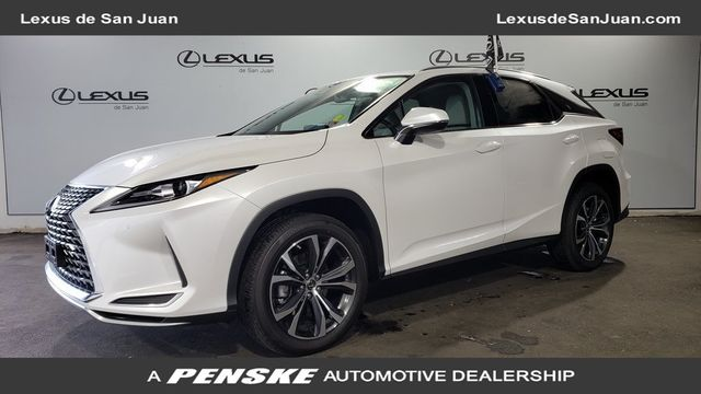 Pre-Owned 2020 Lexus RX RX 350 AWD