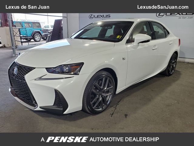 Pre-Owned 2020 Lexus IS IS 300 F SPORT RWD