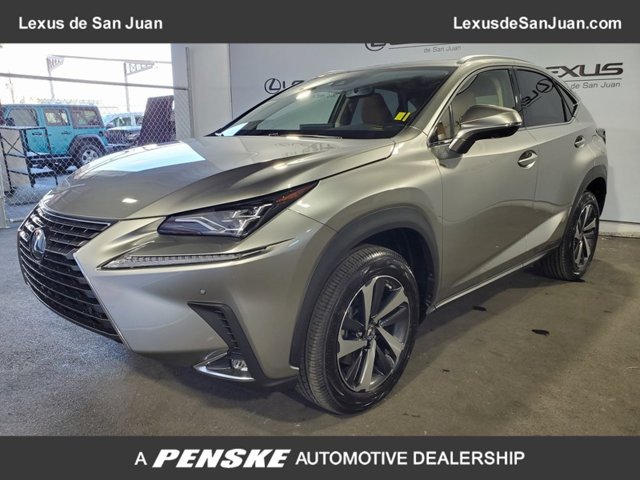 New 2020 Lexus NX NX 300 Luxury FWD