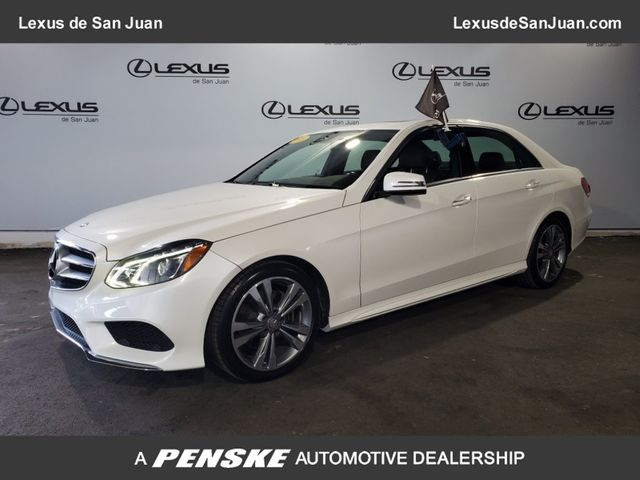 Pre-Owned 2016 Mercedes-Benz E-Class 4dr Sedan E 350 Sport RWD
