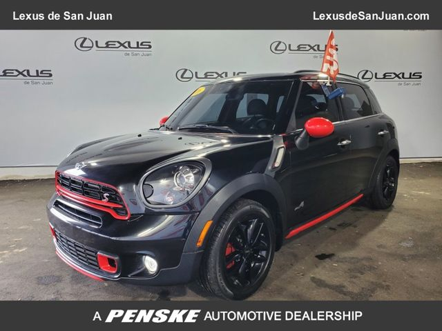Pre-Owned 2016 MINI Cooper S Countryman ALL4